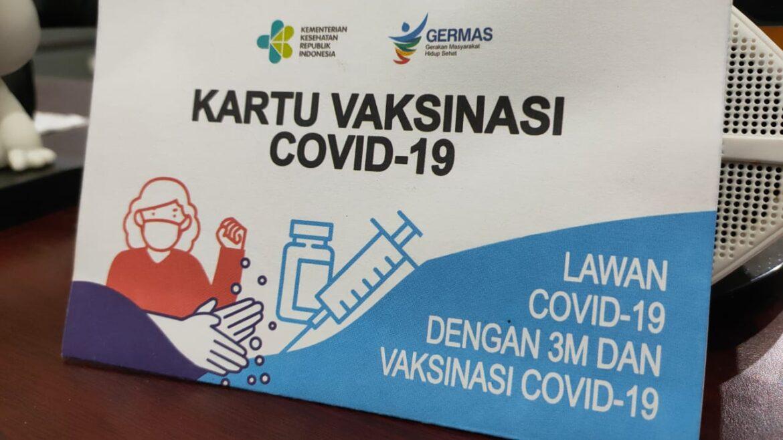 Layanan Cetak Sertifikat Vaksinasi Covid-19, Apakah Data Kami Aman?